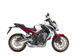 Honda 650 MC